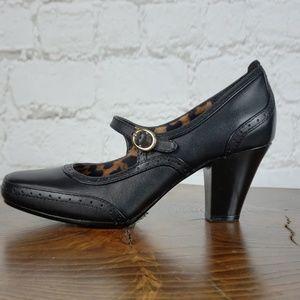 Clark's bendables black Mary Jane size 5.5M